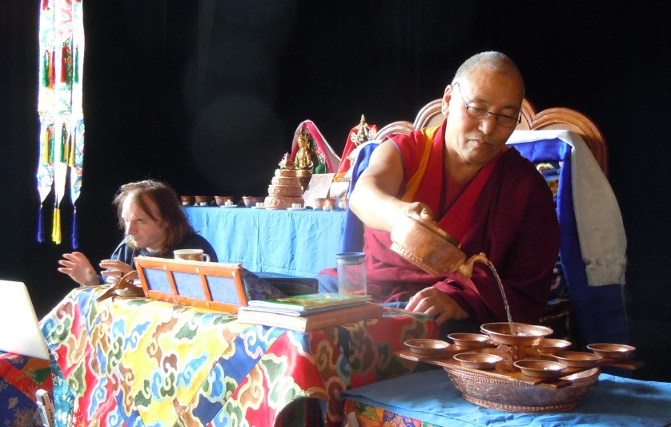 Bn Mother Tantra Tummo From The Ma Gyud With Lama Sangye Monlam In